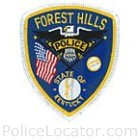Forest Hill Station Campus Police Department Patch