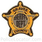 Graves County Sheriff's Department Patch