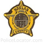 Harlan County Sheriff's Office Patch