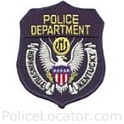 Hopkinsville Police Department Patch