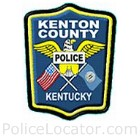 Kenton County Police Department Patch