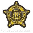 Letcher County Sheriff's Department Patch