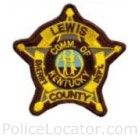 Lewis County Sheriff's Department Patch