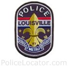 Louisville Metro Police Department Patch