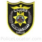 Menifee County Sheriff's Department Patch