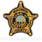 Muhlenberg County Sheriff's Department Patch