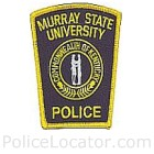 Murray State University Police Department Patch