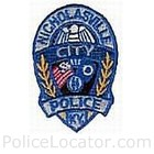 Nicholasville Police Department Patch