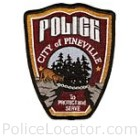 Pineville Police Department Patch