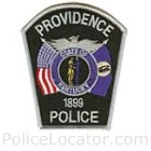 Providence Police Department Patch