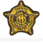 Rockcastle County Sheriff's Department Patch