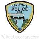 Sadieville Police Department Patch