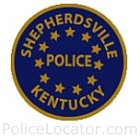 Shepherdsville Police Department Patch
