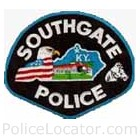 Southgate Police Department Patch