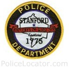 Stanton Police Department Patch