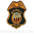 Versailles Police Department Patch
