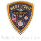 West Point Police Department Patch