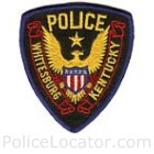 Whitesburg Police Department Patch