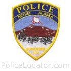 Bethel Police Department Patch