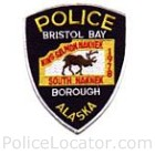 Bristol Bay Borough Police Department Patch