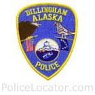 Dillingham Police Department Patch