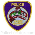 Haines Borough Police Department Patch