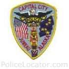 Juneau Police Department Patch