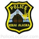 Kenai Police Department Patch