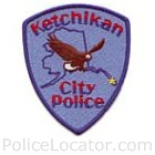 Ketchikan Police Department Patch