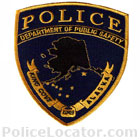 King CovePolice Department Patch