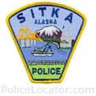 Sitka Police Department Patch