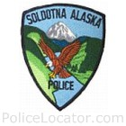 Soldotna Police Department Patch