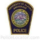University of Alaska Anchorage Police Department Patch