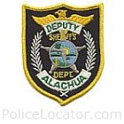 Alachua County Sheriff's Office Patch