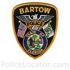 Bartow Police Department Patch
