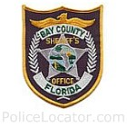 Bay County Sheriff's Office Patch