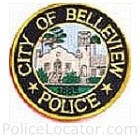 Belleview Police Department Patch