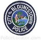 Blountstown Police Department Patch