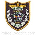 Bradford County Sheriff's Office Patch