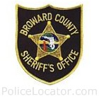 Broward County Sheriff's Office Patch