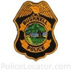 Bushnell Police Department Patch