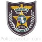 Charlotte County Sheriff's Office Patch