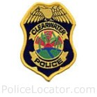 Clearwater Police Department Patch