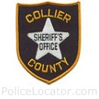 Collier County Sheriff's Office Patch