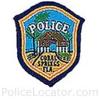 Coral Springs Police Department Patch