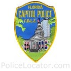 Florida Capitol Police Patch