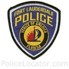 Fort Lauderdale Police Department Patch