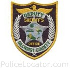 Gilchrist County Sheriff's Office Patch