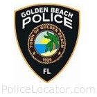 Golden Beach Police Department Patch