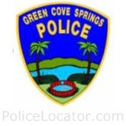 Green Cove Springs Police Department Patch